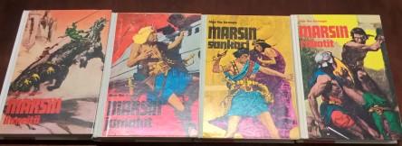 mars-kirjoja